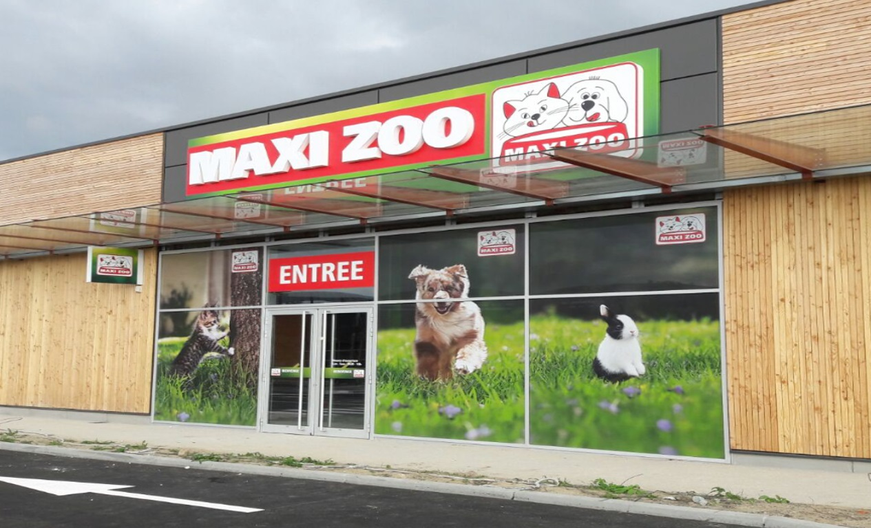 Magasin Maxi Zoo