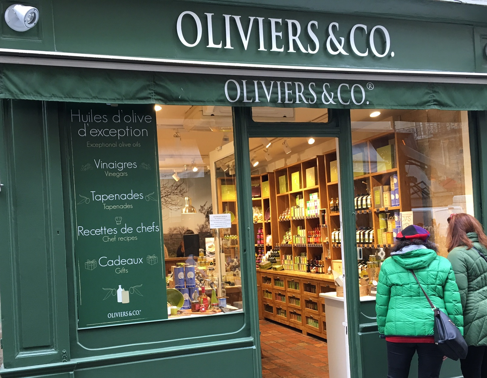 Magasin Oliviers and Co 2